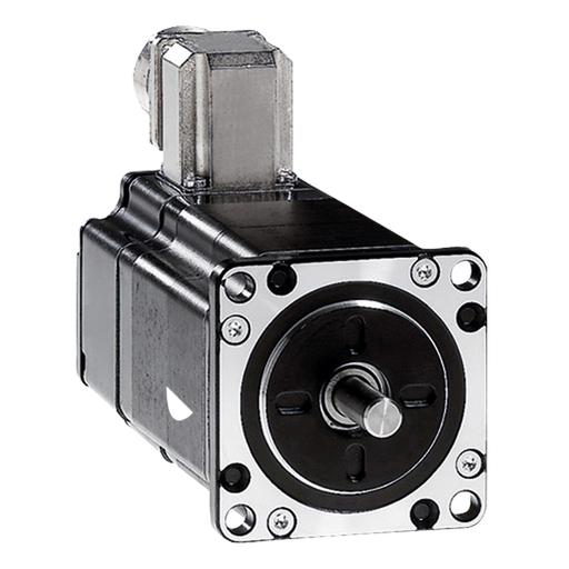 Mayer-3-phase stepper motor - 0.51 Nm - shaft Ø 6.35 mm - L=42 mm - w/o brake - wire-1