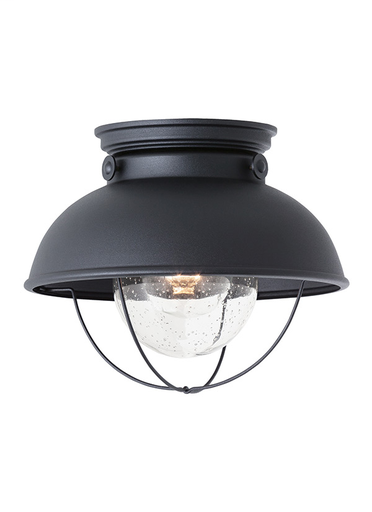 SEG 8869-12 OUTDOOR CLOSE TO CEILING 1 LIGHT