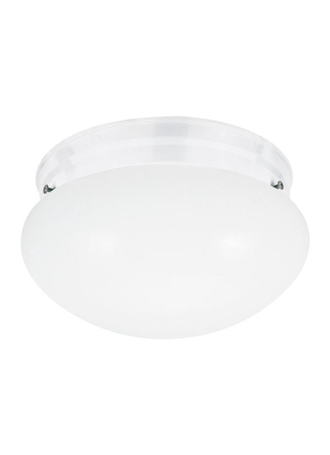 SEG 5326-15 CLOSE TO CEILING 1 LIGHT WHI