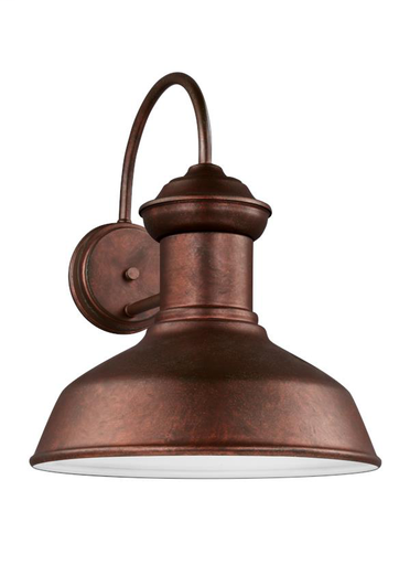 Mayer-Large One Light Outdoor Wall Lantern 8647701EN3-44-1