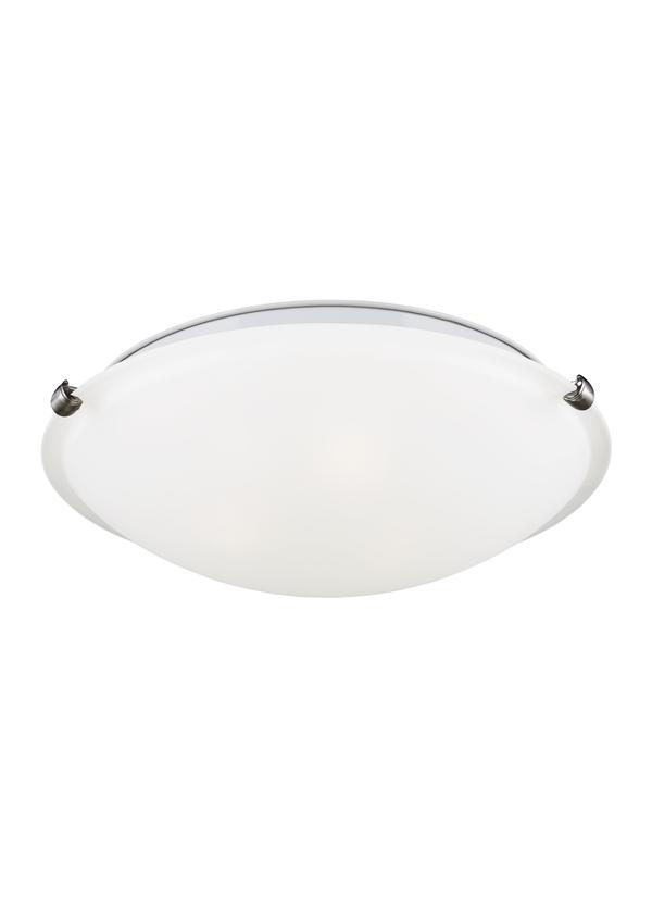 SEA 7543503-962 THREE LIGHT CEILING FLUSH MOUNT