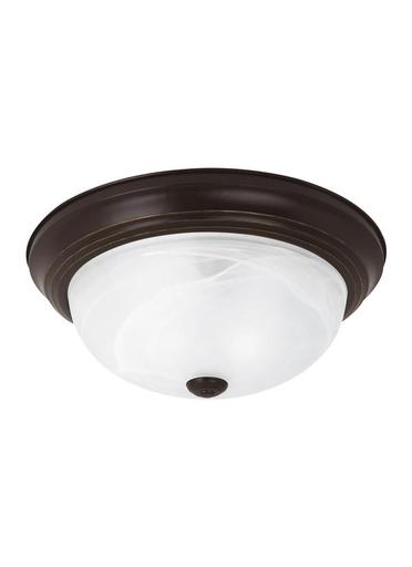 SEG 75943-782 3 LIGHT CEILING FLUSH HEIR