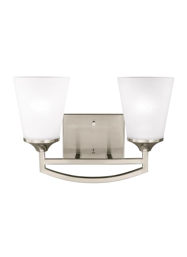 SEA 4424502-962 TWO LIGHT WALL / BATH HANFORD