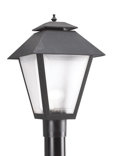 SEG 82065-12 1 LIGHT OUTDOOR POST