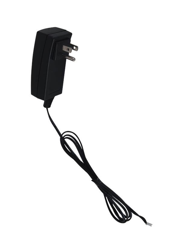 SEA 98640S-12 PLUG-IN 12V 30/W ZERO LOAD ELECTRONIC TRANSFORMER BLACK FINISH