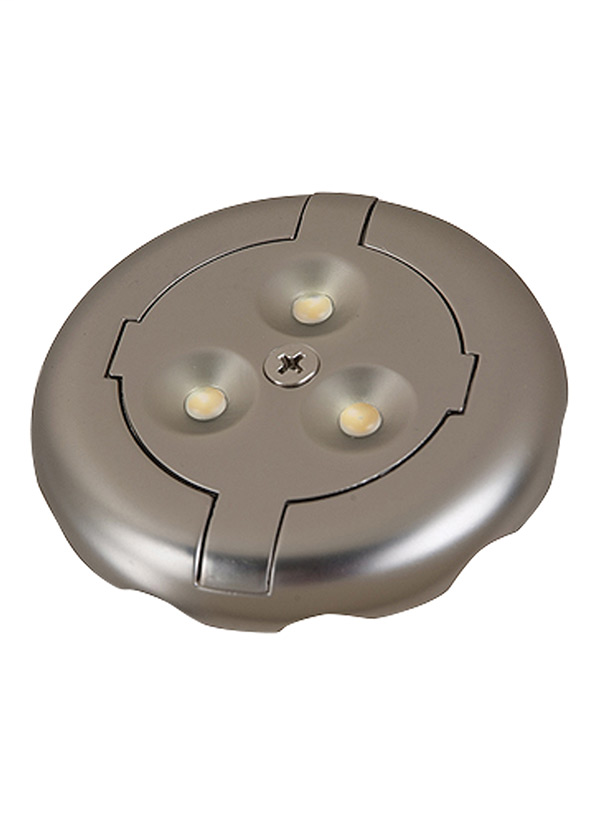 SEA 98859SW-986 12V LED SINGLE LIGHT DISK TINTED
