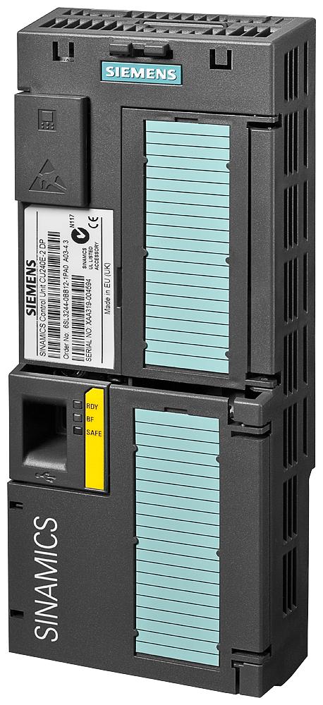 SIEM 6SL32440BB121FA0 CONTROL UNIT SINAMICS CU240E-2 PN G120