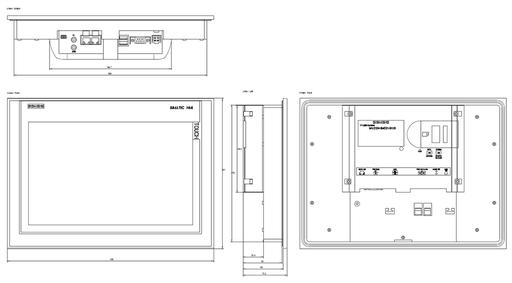 Siemens 6AV21240MC010AX0 | Frost Electric