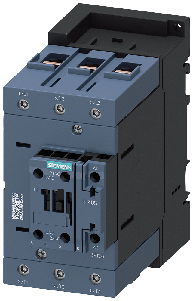 S-A 3RT20451AK60 CONTACTOR.AC3:37KW