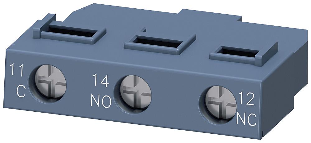 Siemens Industry 3RV29011D 1CO Circuit Breaker Transverse Auxiliary Switch