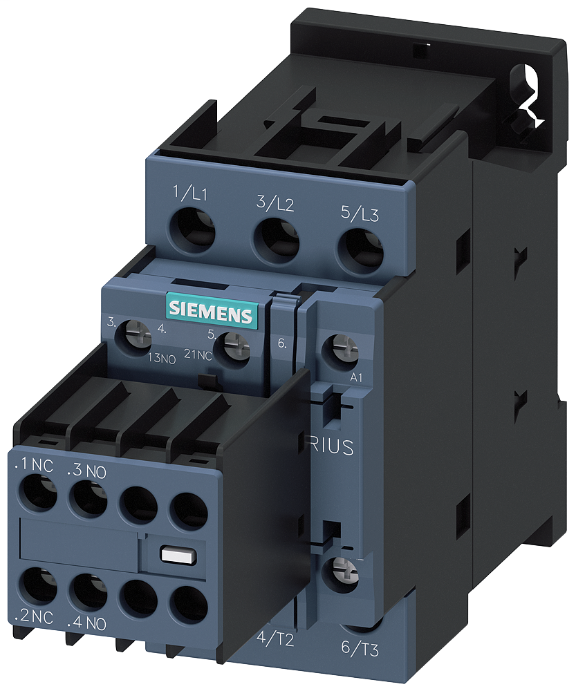 S-A 3RT20261AF04 CONTACTOR S0 25A 1