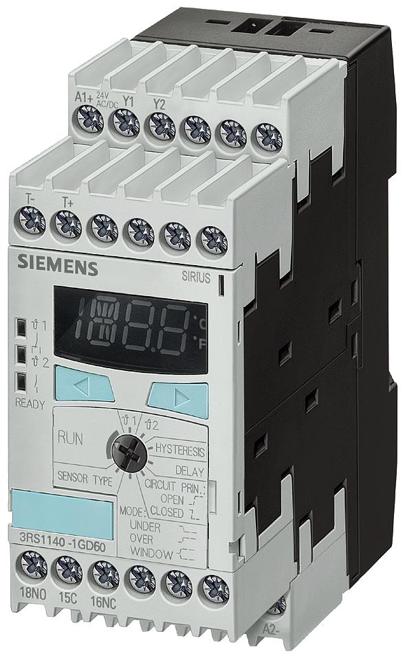 S-A 3RS2140-1GW60 TEMPERATURE MONIT