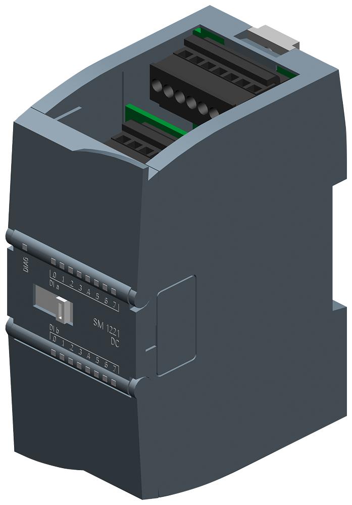 S7-1200, DIGITAL INPUT 16DI, 24VDC