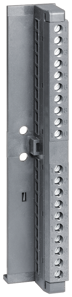 CONNECTOR FRONT SCREW S7300 20PN 8/16PT