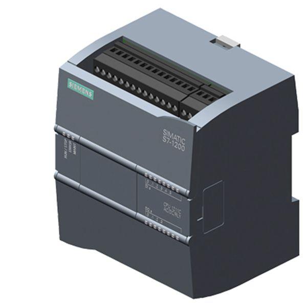 S-A 6ES72111BE400XB0 CPU 1211C, AC/