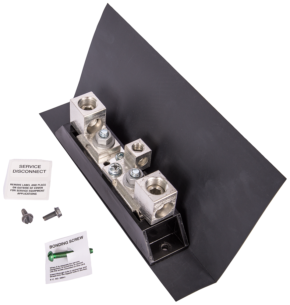 Siemens Industry HN64 200 Amp Standard Safety Switch Neutral Kit