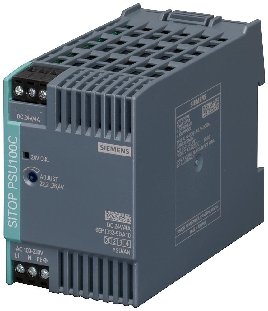S-A 6EP13325BA10 SITOP PSU100C 24 V