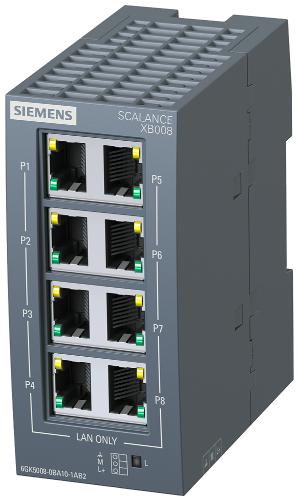 SCALANCE XB008