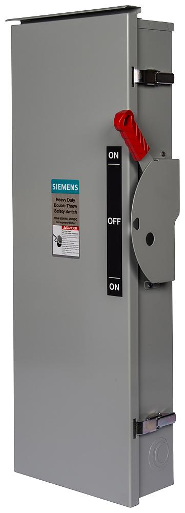 Siemens Ca DTNFC365R CSA 400A 3P 60