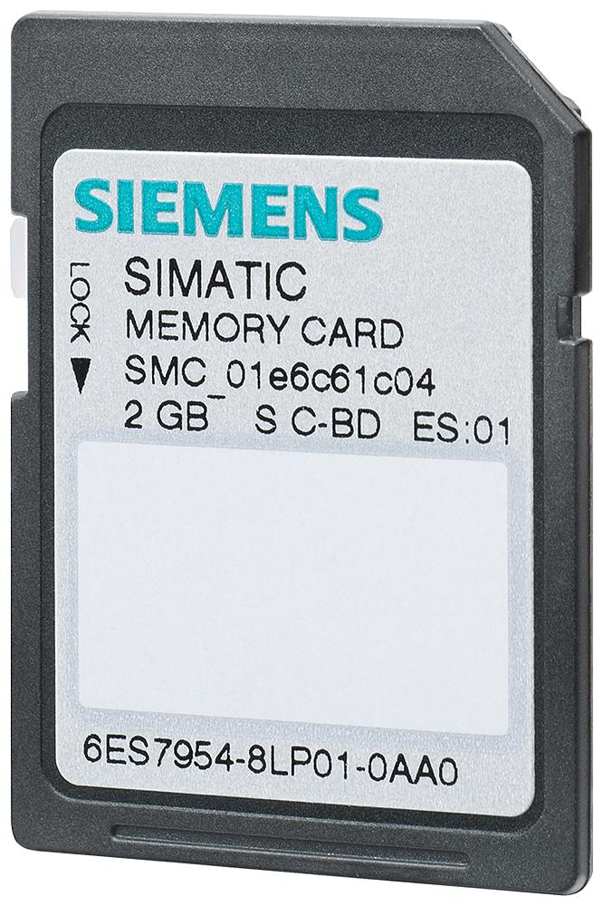 SIMATIC S7 MEMORY CARD. 256 MB