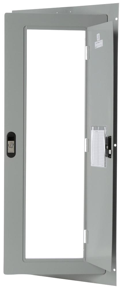 Siemens Industry S44D 20 x 44 Inch NEMA 1 Surface Mount Door-In-Door Panelboard Trim