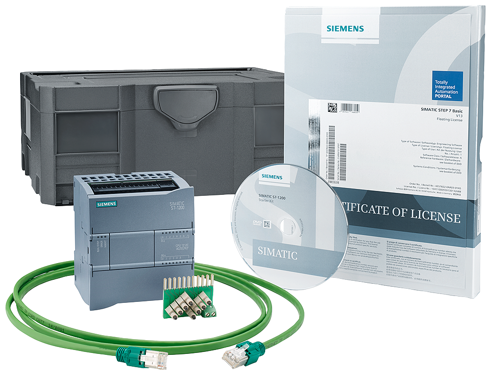 SIMATIC S7-1200 Starter Kit