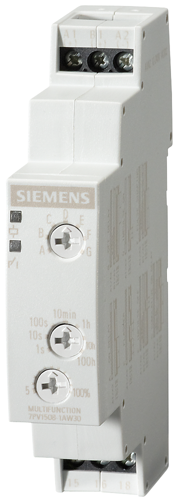 S-A 7PV15081AW30 TIME RELAY, MULTI-