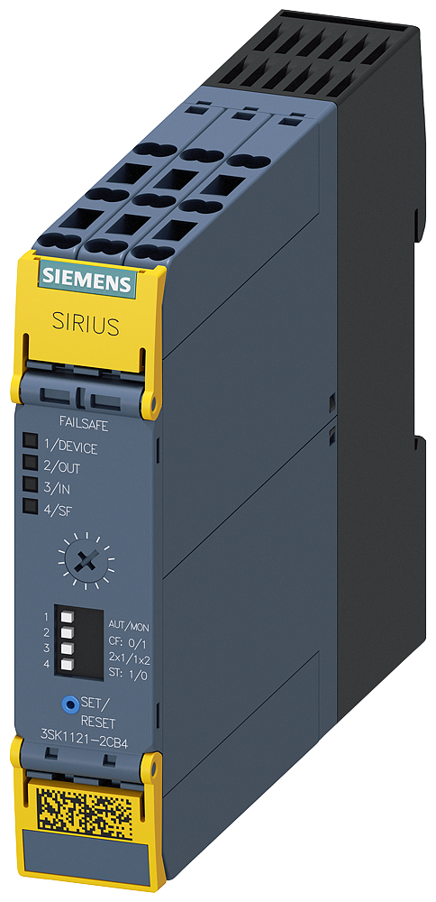 SAFETY RELAY ADV,2INS NO+2D NO,24VDC,SPG
