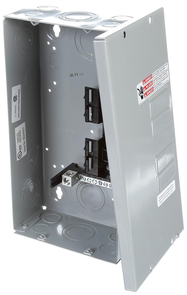 Siemens Industry E0408ML1125F 120/240 VAC 125 Amp 1-Phase 3-Wire NEMA 1 Main Lug Load Center