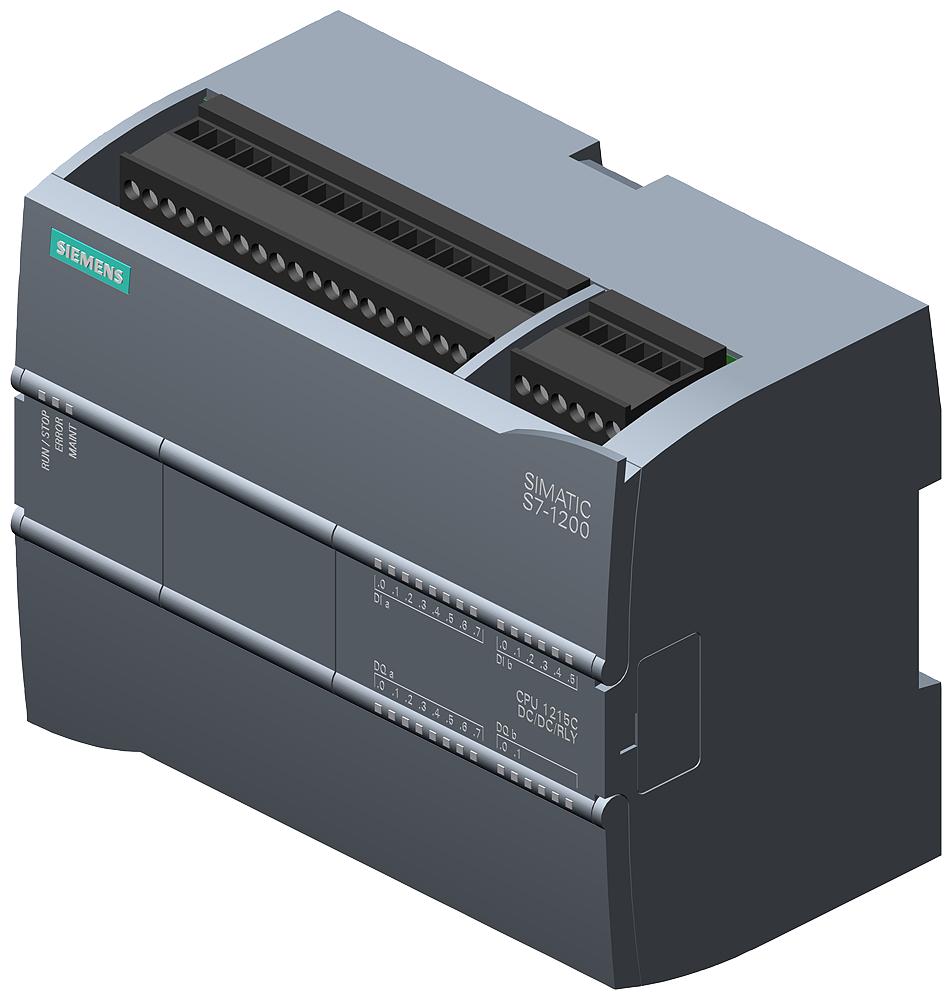 SIMATIC S7-1200 CPU 1215C DCDCRly 18V
