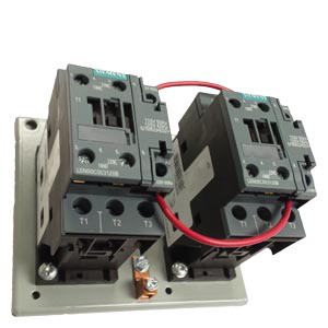Siemens Industry LEN00C006120B 110/120 VAC 6-Pole 6NO Open Electrically Held Lighting Contactor