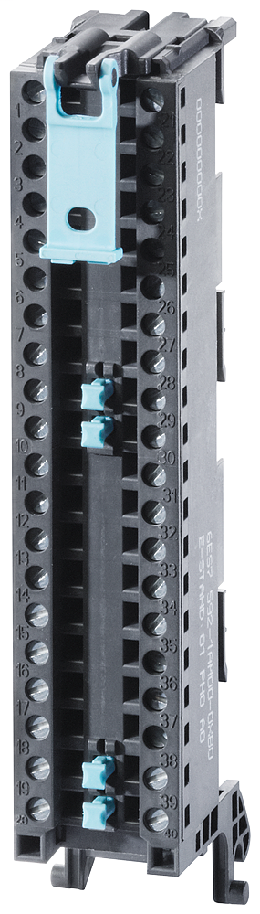 S-A 6ES75921AM000XB0 FRONT CONNECTO