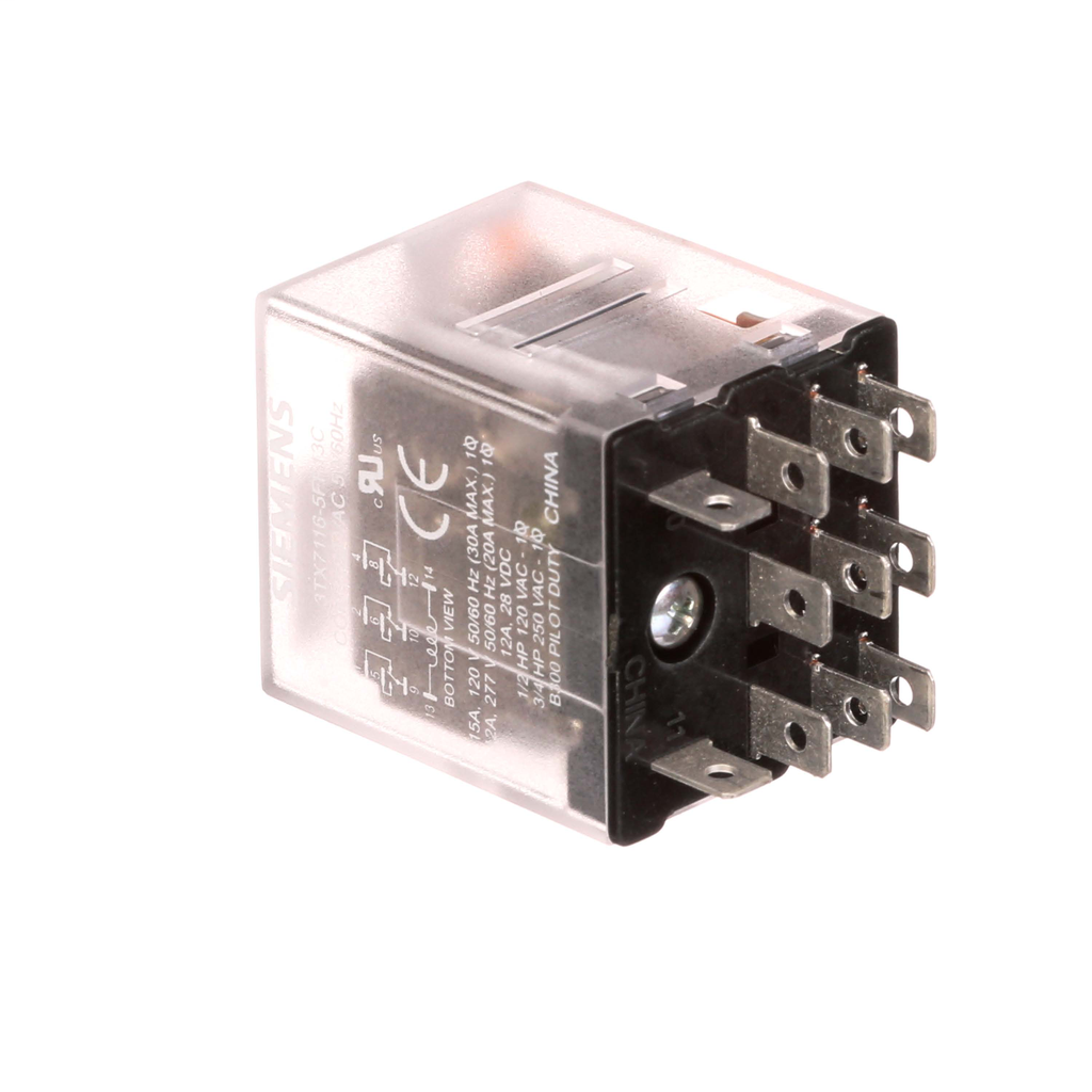 S-A 3TX7114-5DC13C PLUG-IN RELAY, D