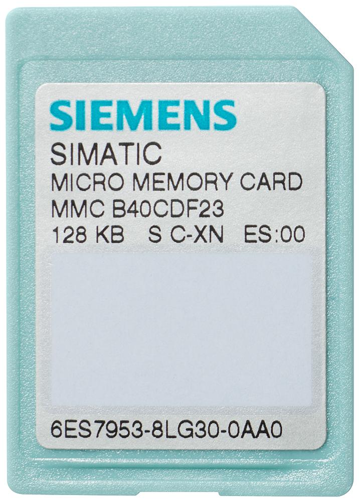 S-A 6ES79538LJ310AA0 S7 MICRO MEMOR