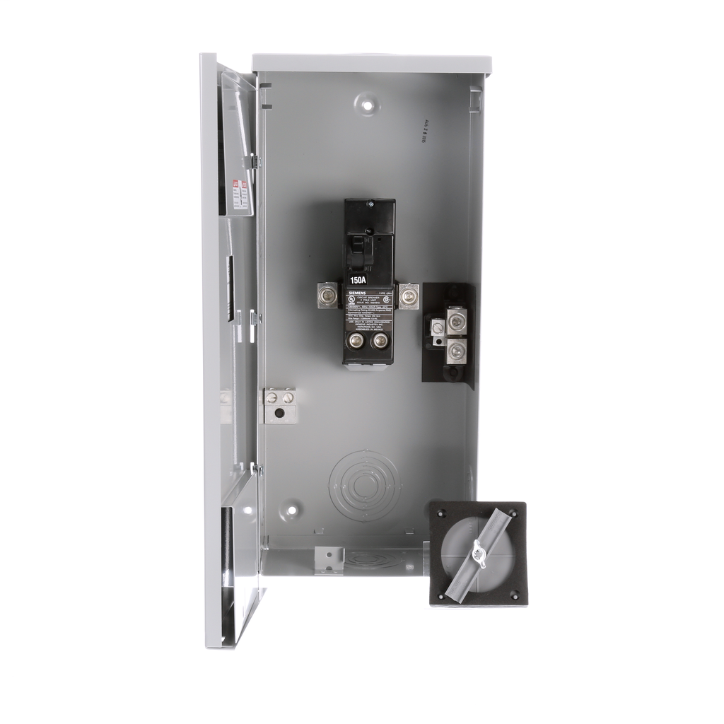 Siemens Industry W0202MB1150CU 150 Amp Outdoor Circuit Breaker Enclosure
