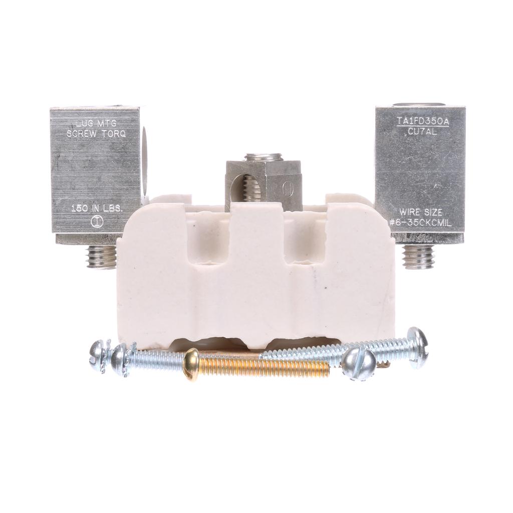 Siemens Industry N250 6 AWG to 350 MCM Circuit Breaker Neutral Kit