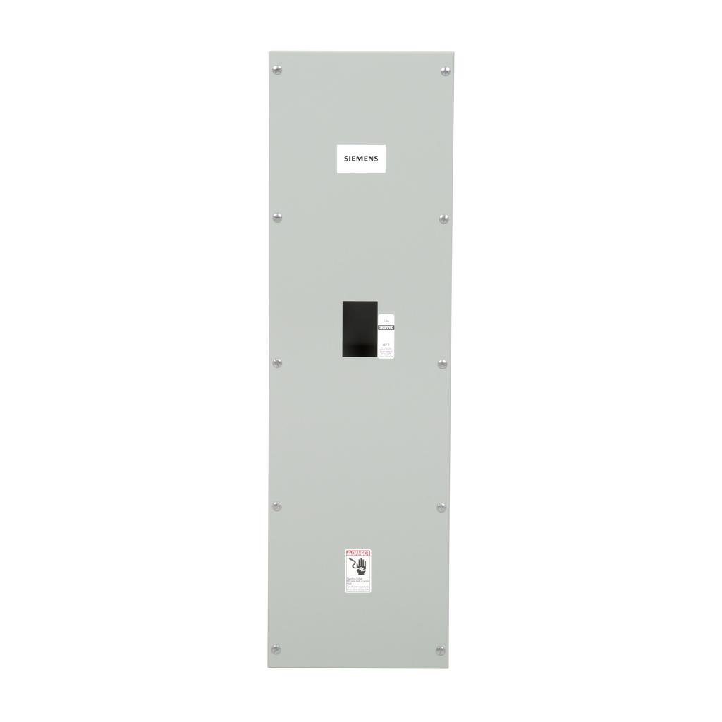 Siemens Industry F6N1S 11-15/32 x 5-1/16 x 38-13/32 Inch 250 Amp NEMA 1 Circuit Breaker Enclosure