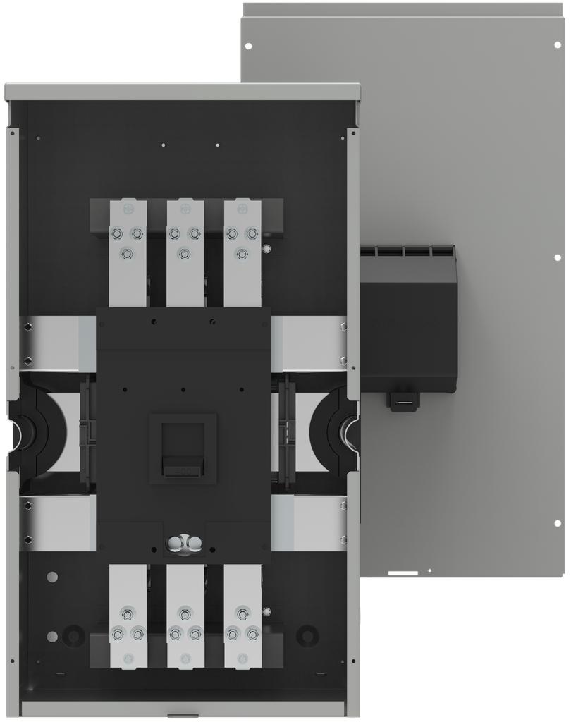 S-A WXB3400N POWMOD WXB 3P 400A 65K