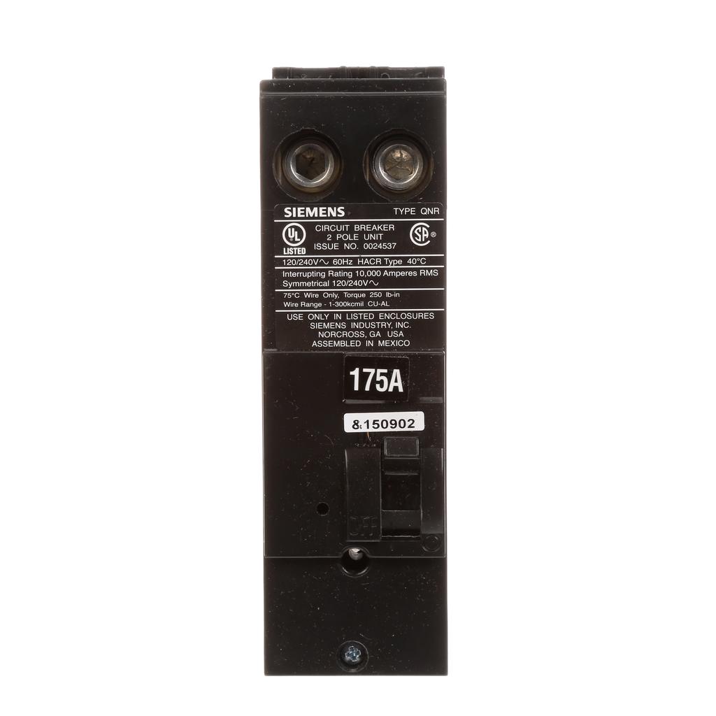 S-A QN2175R BREAKER 175A 2P 120/240