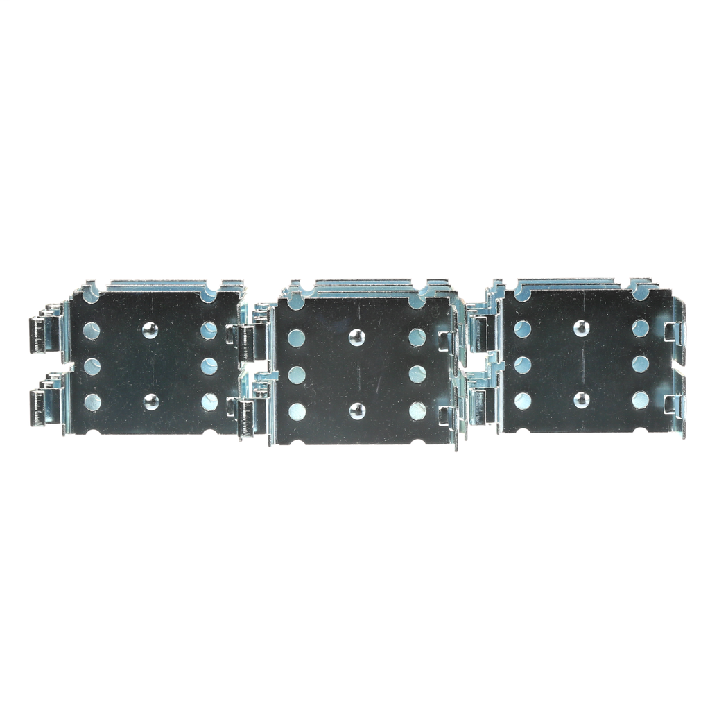 BREAKER BQ 2P BACK MOUNT PLATES