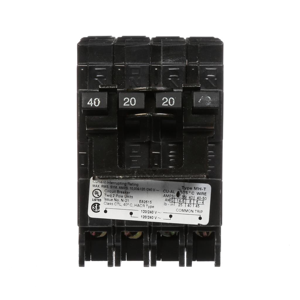S-A MP220240CT2 BREAKER (1)20A 2P/(