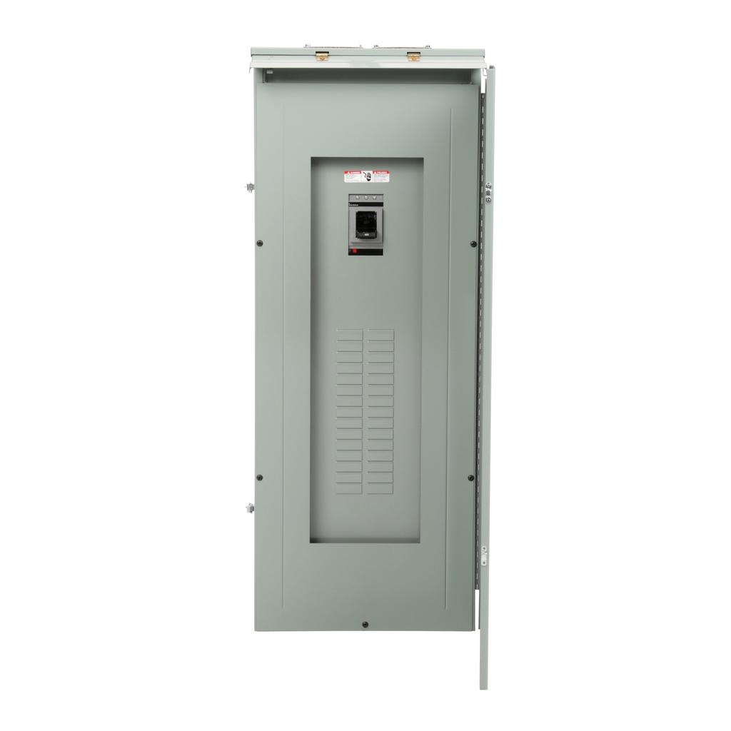 Siemens Industry W3030MB1400CU 120/240 VAC 400 Amp 1-Phase 3-Wire NEMA 3R Main Breaker Load Center