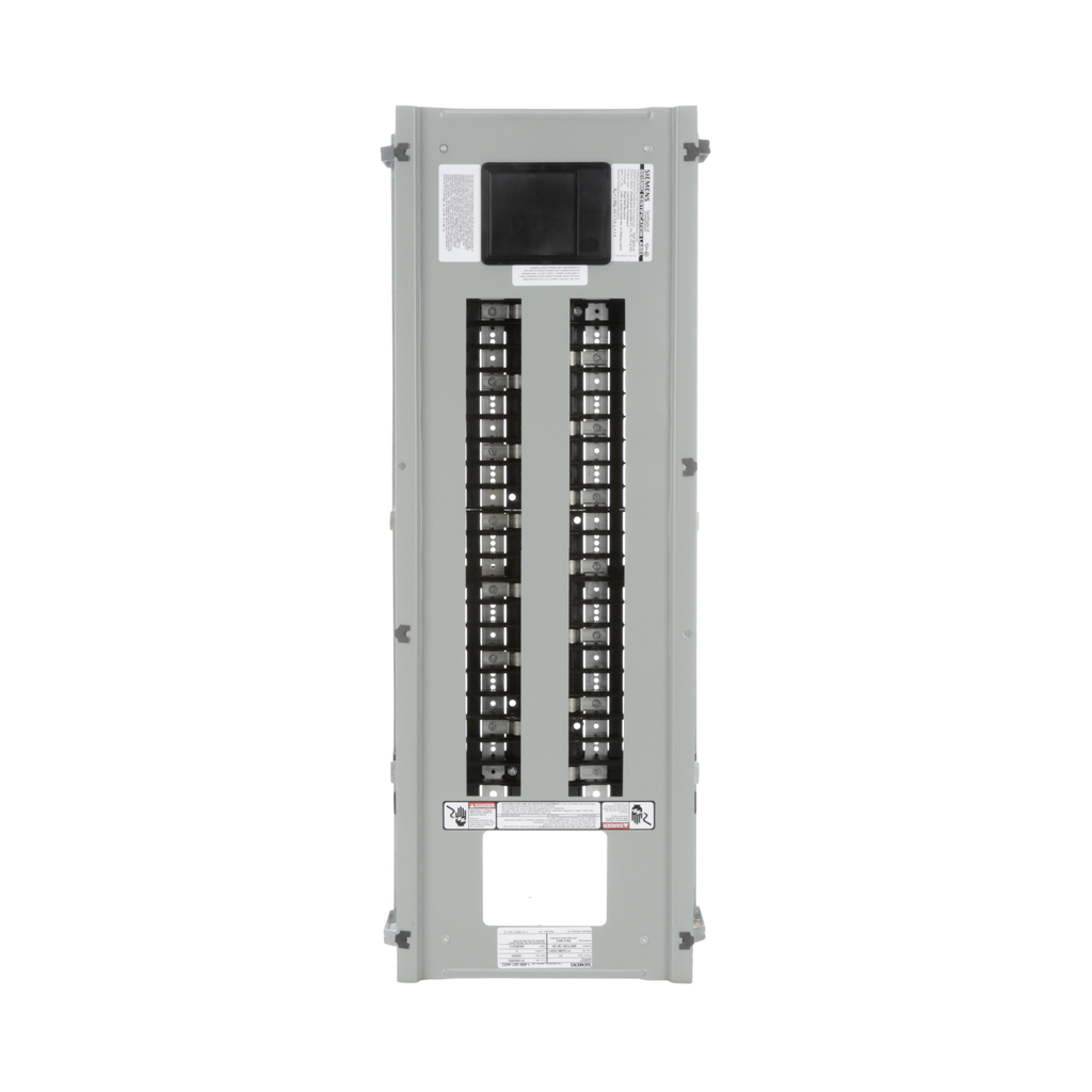 Siemens Industry P1X42MC250AT 208 Star/120 Volt 250 Amp 42 Circuit 3-Phase 4-Wire Aluminum Bus Convertible Main Panelboard