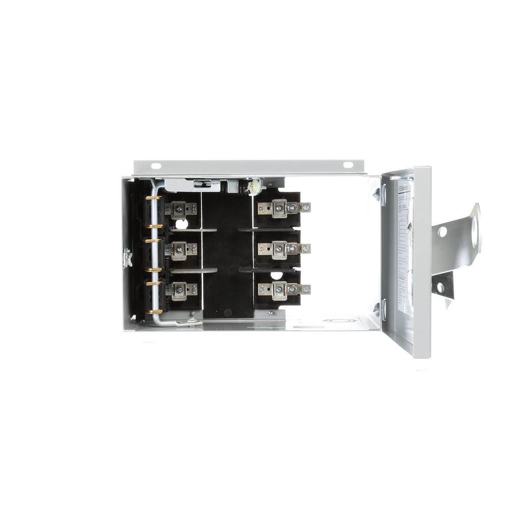 Siemens Industry BOS14352 600 VAC 60 Amp 50 Hp 3-Pole 3-Wire Fusible Busway Power Distribution Plug-In Unit