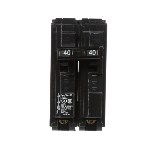 BRKR QD 3/4 2P 120/240V 40A 10K UL CLASS