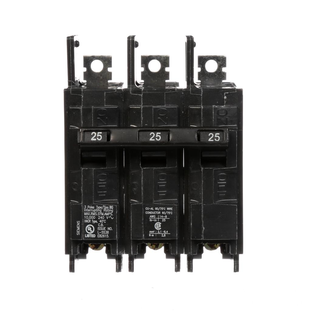 Siemens Ca BQ3B025 DISJ. BQ,TM,3P,2
