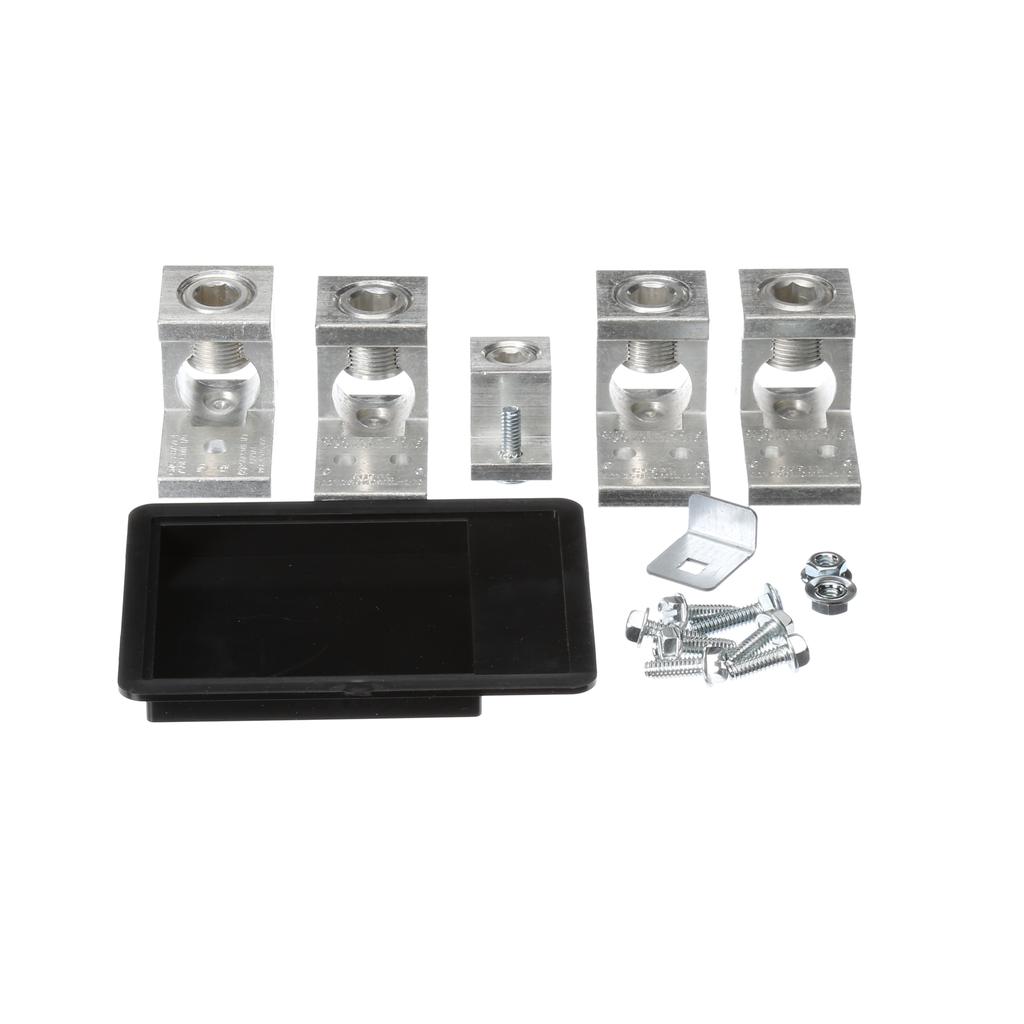 Siemens Industry 4MLKA3B 400 Amp 3-Phase 1/0 to 750 MCM Aluminum Feed-Through Panelboard Lug Kit