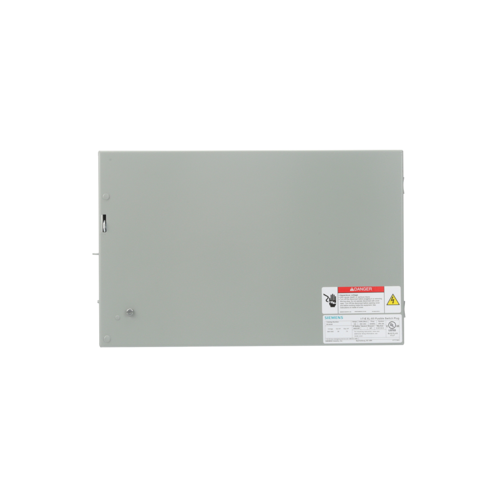 Siemens Industry RV363G 600 VAC 100 Amp 3-Phase 3-Wire Fusible Busway Power Distribution Plug-In Unit