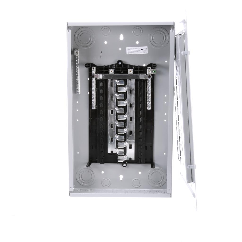 Siemens Industry S2424L1125G 120/240 VAC 125 Amp 1-Phase 3-Wire NEMA 1 Main Lug/Non-Convertible Load Center