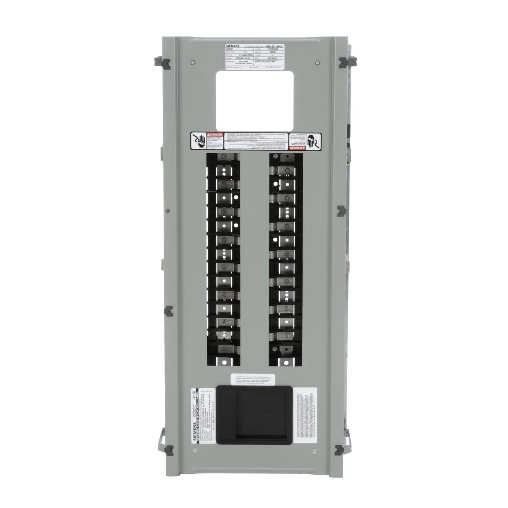 Siemens Industry P1A30MC250AT UPB 120/240 Volt 250 Amp Aluminum 30-Circuit Lighting Panel